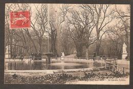 - Rochefort-sur-Mer ( 17 Charente Maritime ) Le Jardin Public ( Voyagée En 1907 ) - Rochefort