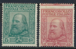 Italien 95/96 (*) - 1900-44 Victor Emmanuel III.