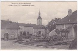 Haute-Saône - Velleminfroy - Le Centre Du Village - France