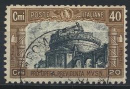 Italien 249 O - 1900-44 Victor Emmanuel III