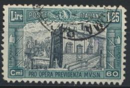 Italien 251 O - 1900-44 Victor Emmanuel III.