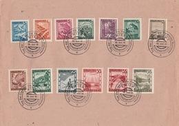 Austria Souvenir Stamps  - Tag Der Liga - Vereinten Nationen - 26/06/1946 - Austria