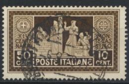 Italien 320 O - Usati