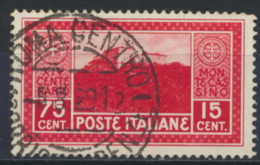 Italien 321 O - 1900-44 Victor Emmanuel III