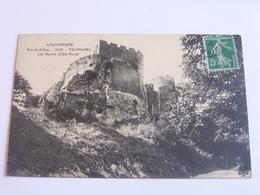 Tournoél - Les Ruines Coté Nord - France