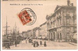 L200A366 - Marseille - Le Quai Du Port Et La Mairie - Vieux Port, Saint Victor, Le Panier