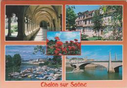 71 Chalon Sur Saône - Cpm / Vues. - Chalon Sur Saone