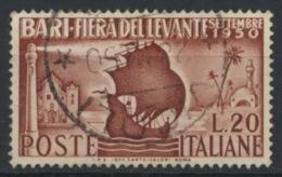 Italien 800 O - 1946-60: Gebraucht
