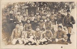 CPA 26 CARTE PHOTO SITUEE AU VERSO A PIERRELATTE 1915 - France