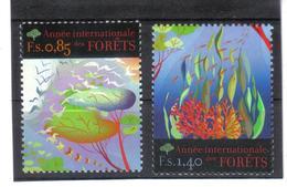 GEO620 UNO GENF 2011 MICHL 778/79 Postfrisch ** SIEHE ABBILDUNG - Ungebraucht