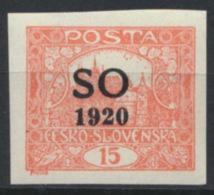 Tschechoslowakei Oberschlesien 6aA * - Tchécoslovaquie