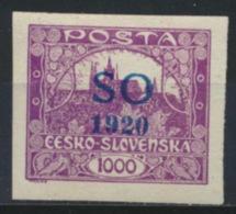 Tschechoslowakei Oberschlesien 25Aa * - Tchécoslovaquie