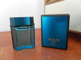 ACHAT IMMEDIAT;;;;MINIATURE TOUS MAN SPORT 4,5 ML EAU DE TOILETTE - Miniatures Modernes (à Partir De 1961)