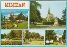 40 Mimizan - Cpm / Vues. - Mimizan