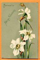 Man1313, Montreux, Fête Des Narcisses, Fleur, Jonquille, édit. Timothée Jacot, Non Circulée - VD Waadt