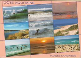 40 Landes - Cpm / Vues. - France