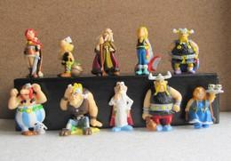 Kinder 2007 : Série Complète : Astérix Et Les Vikings (10 Figurines Avec 1 BPZ) - Astérix & Obélix