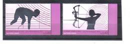 GEO711 UNO GENF 2012 MICHL 795/96 Postfrisch ** SIEHE ABBILDUNG - Ungebraucht