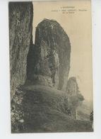 L'AUVERGNE - N°389 - CARLAT , L'Escalier De La Reine - Edit. M.T.I.L. - Carlat