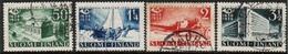 1938 Finnish Post 300 Years Used Set, Michel 9,00 - Finland