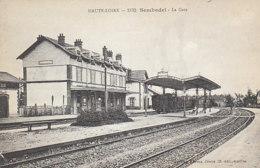 Haute Loire Sembadel La Gare (LOT A22) - Stazioni Con Treni
