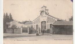 ** * 93  ***   Plateau D'Avron Salle Des Fêtes - TTB Timbrée TTB - France