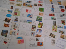 France Collection 50 Lettres Moderne Que Des Timbres Commemoratifs - Francia