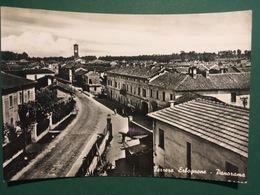 Cartolina Ferrara Erbognone - Panorama - 1959 - Ferrara