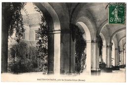 51 HAUTE FONTAINE - LES GRANDES COTES - LANDRICOURT - Texte Au Dos - Abbaye - Chateau - Cpa Marne - France