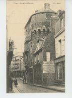 VIRE - Porte Saint Sauveur (carte Précurseur ) - Vire
