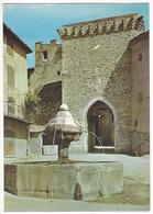 2669 - RIEZ LA ROMAINE.- Alt. 520 M.- Vieille Porte - Autres Communes
