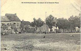 SAINT DIZIER .... LE HAUT DE LA GRANDE PLACE - Chenerailles