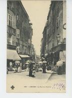 LIMOGES - La Rue Du Clocher - M.T.I.L. N°180 - Limoges