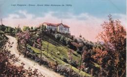 AR09 Lago Maggiore, Stresa, Grand Hotel Mottarone - Verbania