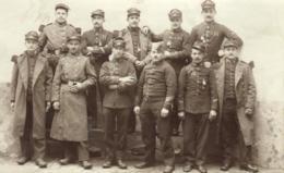 Photo - Militaria - Personnage - Col68 - C 4185 - Guerre 1914-18