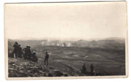 Carte Photo   Groupe Militaire 1923  Voir Texte - Non Classificati