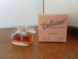 ACHAT IMMEDIAT;;;; MINIATURE DELICIOUS DE BEVERLY HILLS PARFUM 3 ML - Miniatures Modernes (à Partir De 1961)