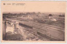 Landen Station , Le Gare , St Norbetuskwartier . - Landen
