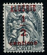N°1 Type Blanc Neuf** - Algérie (1924-1962)