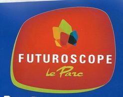 A.C.FUTUROSCOPE LE PARC - Stickers
