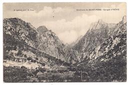 Environs De Saint-pons  , Gorges D'hérie - Saint-Pons-de-Mauchiens