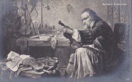 AS23 People - Antonio Stradivari - Singers & Musicians
