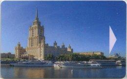 RUSSIA KEY HOTEL  Radisson Royal Hotel Moscow - Ukraina - Cartes D'hotel