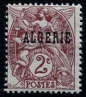 N°3 Type Blanc Neuf** - Algérie (1924-1962)
