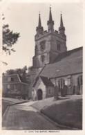 AS23 St. John The Baptist, Penshurst - RPPC - England