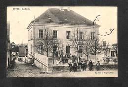70 - AUTET - Les Écoles - 1907 - Francia