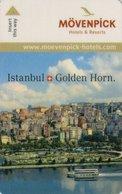 TURCHIA KEY HOTEL  Mövenpick Istanbul Golden Horn - Cartes D'hotel