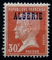 N°15 Type Pasteur Neuf** - Algérie (1924-1962)