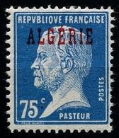 N°26 Type Pasteur Neuf** - Algérie (1924-1962)