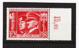 KYK153 DEUTSCHES REICH 1941 MICHL 763 ** Postfrisch SIEHE ABBILDUNG - Deutschland